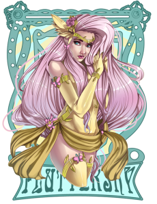 milkydayy-oscar-vega-my-little-pony-superheroines-fluttershy